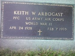 Keith William Arbogast