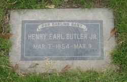 Henry Earl Butler, Jr.
