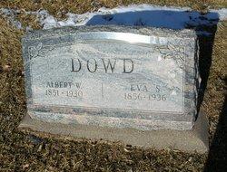 Eva <i>Sisk</i> Dowd