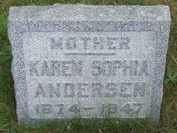 Karen Sophia <i>Andersen</i> Andersen