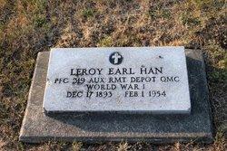 LeRoy Earl Han