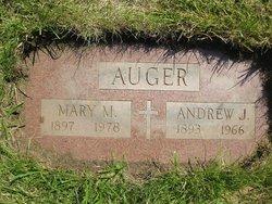 Mary M. <i>Lennon</i> Auger