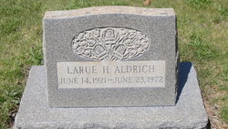 LaRue Hulse Aldrich