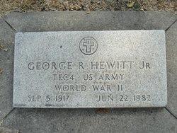 George Russell Hewitt, Jr