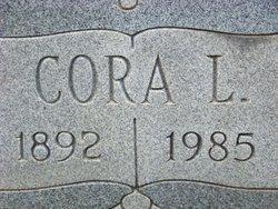 Cora Lee <i>Speaks</i> Barlow