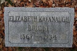 Elizabeth <i>Kavanaugh</i> Bright