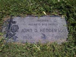 John David Henderson