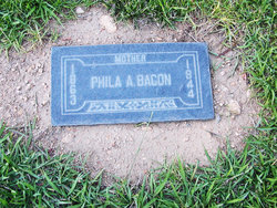 Phila Adocia <i>Jones</i> Bacon