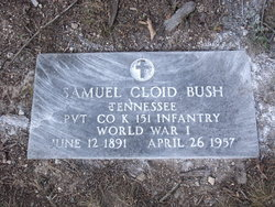 Sam Cloid Bush