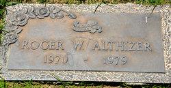 Roger William Althizer