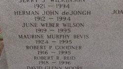 Maurine <i>Murphy</i> Bevis