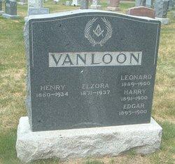 Elzora <i>Williams</i> Van Loon
