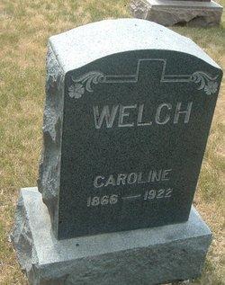 Caroline Welch