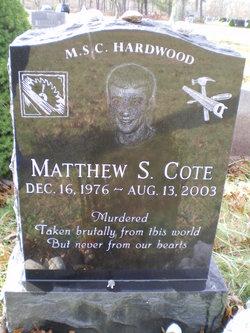 Matthew S Cote