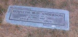 Kenneth Bud Anderson