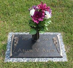 Arlene V Allen