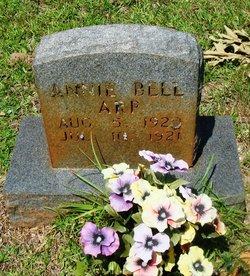 Annie Bell Arp