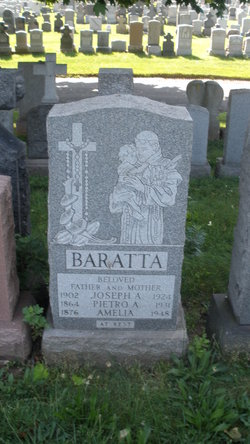 Amelia Baratta