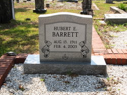 Hubert E Barrett
