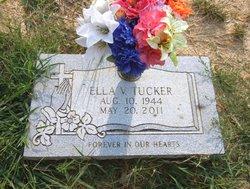 Ella V. Tucker