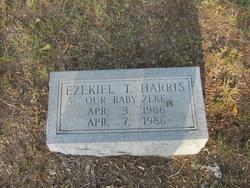 Ezekiel T Zeke Harris