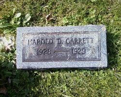 Harold Dean Garrett