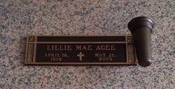 Lillie Mae <i>Smith</i> Agee