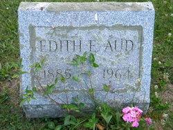 Edith E <i>Avery</i> Aud