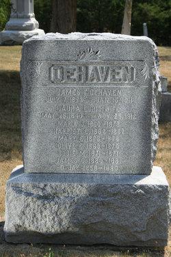 Harriet E DeHaven