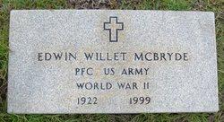 Edwin Willet McBryde