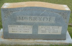 Arthur Hartwell McBryde