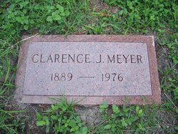 Clarence Jake CJ Meyer