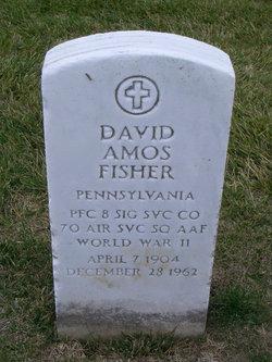 David Amos Fisher