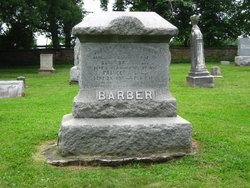 Frances A <i>Martindell</i> Barber