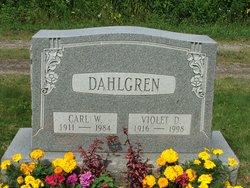 Carl W Dahlgren