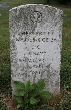 Herbert Lee Woolridge, Sr