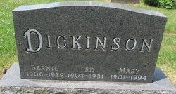 Mary <i>Hipple</i> Dickinson