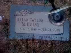 Brian Taylor Blevins