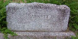 Everett Glynden Barnett