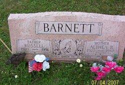 Althea B Barnett