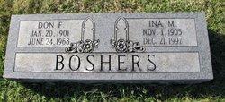 Don Floyd Donnie Boshers