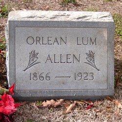 Orlean Lum Allen