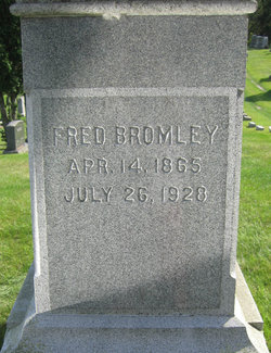 Fred P Bromley