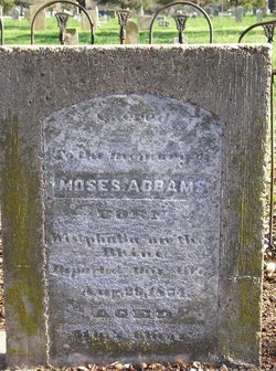 Moses Abrams