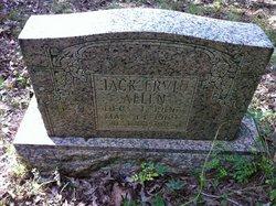 Jack Ervin Allen