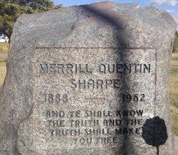 Merrell Quentin Sharpe