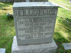 Savilla M <i>Fidler</i> Hollenback
