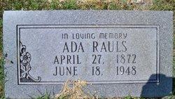Ada Rauls