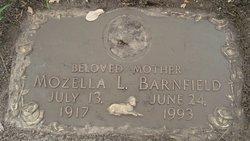 Mozella Leota <i>Stalcup</i> Barnfield