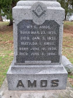 William H Amos